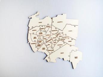 Puzzle Miejskie | BIAŁYSTOK