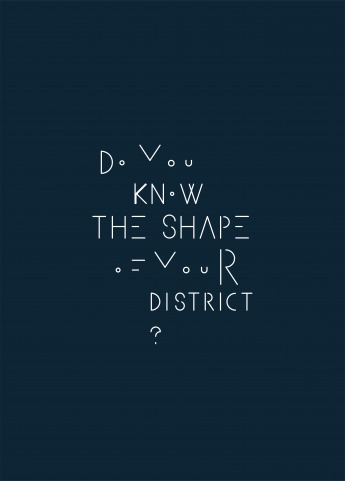 Do You Know The Shape of Your District?