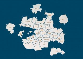 Puzzle Miejskie | ŁÓDŹ