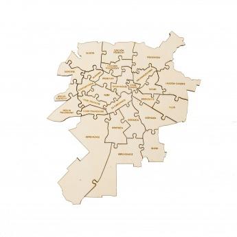 Puzzle Miejskie | LUBLIN