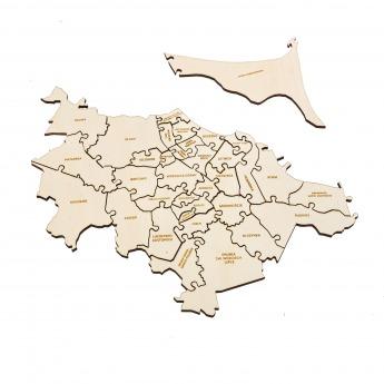 Puzzle Miejskie | GDAŃSK