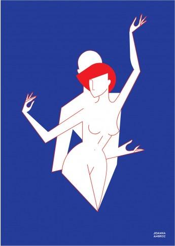 Kobiecość III/Taniec