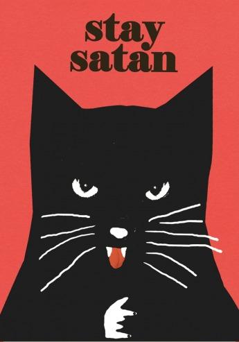 stay satan