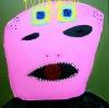 Pink mask