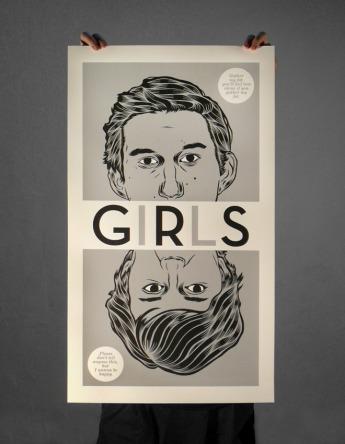 GIRLS (Adam Driver / Lena Dunham)