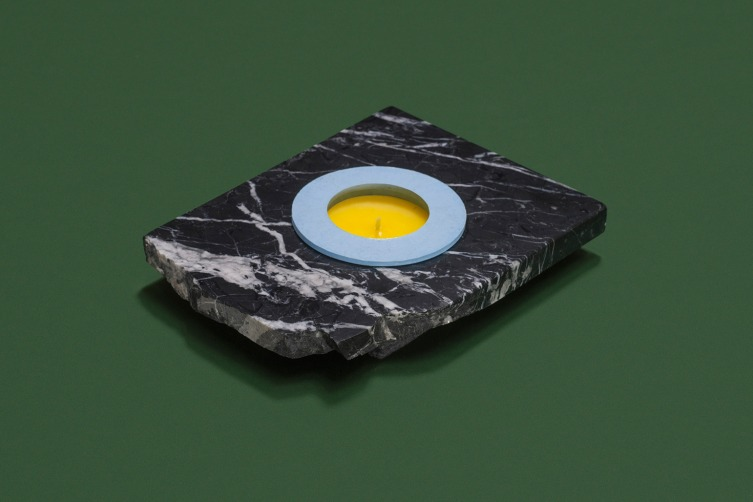 Świecznik/ Marble Fragments