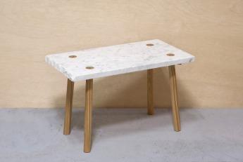 Stolik marmurowy / Marble Fragments II