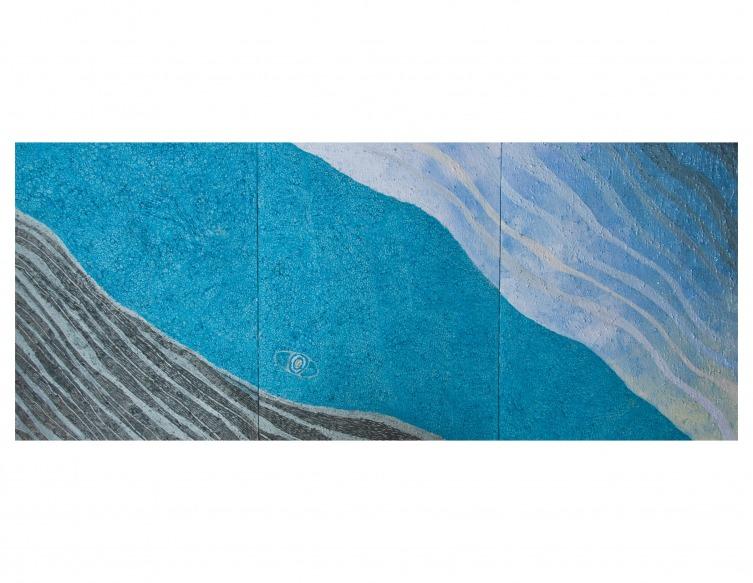 Niebieski Tryptyk